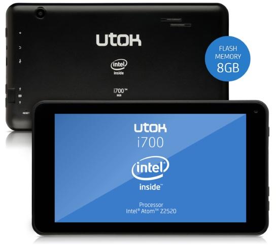 re UTOK i700 Tableta Ieftina Cu Procesor Intel