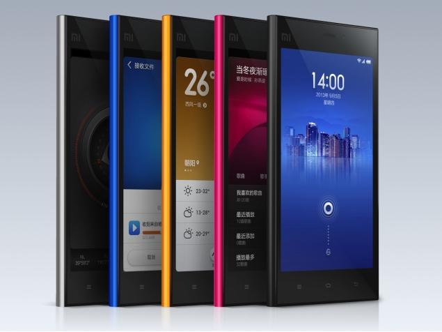 sss Xiaomi Mi3 Adus In Romania De eMag - Pret