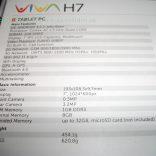 Tableta Allview Viva H7 Life -Unboxing -Detalii Si Pret