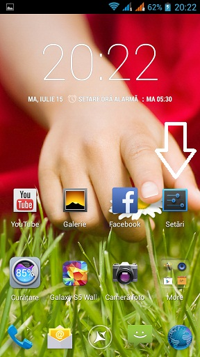 1 Cum Setezi Tonul De Apel Pe Un Telefon Dual SIM
