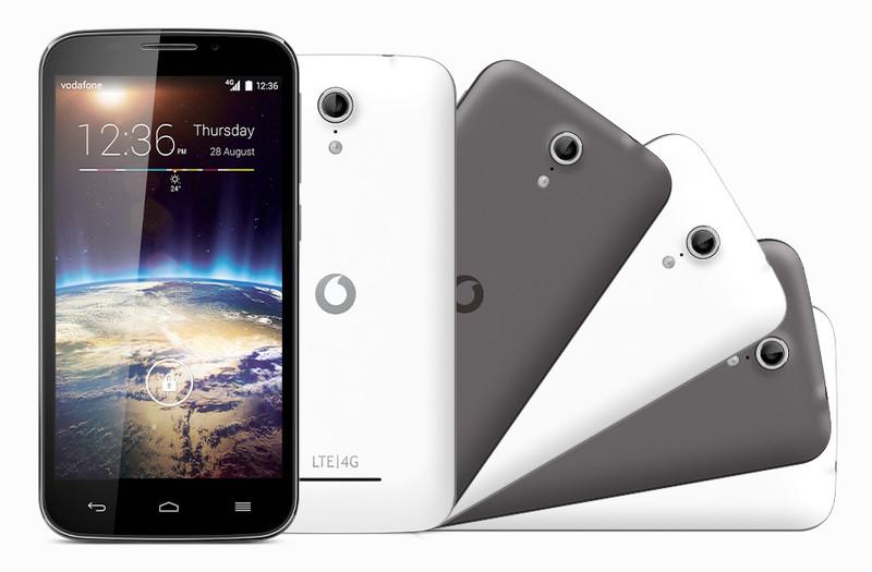 "4 Vodafone Smart Power 4 Cu Ecran De 5 "" Lansat - Detalii"