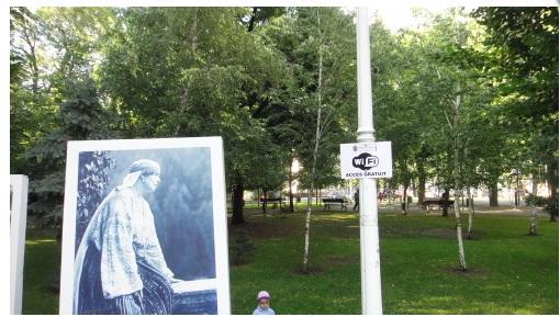 Untitled Internet WiFi Gratuit In Parcurile Bucurestene