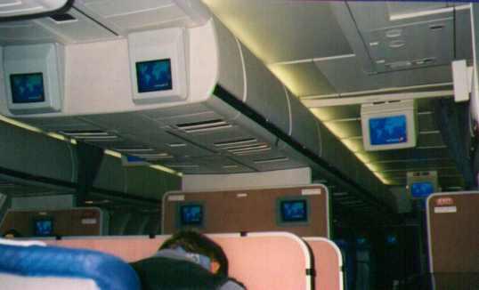 k, Cum A Doborat Un Sistem Multimedia Un Avion De Pasageri