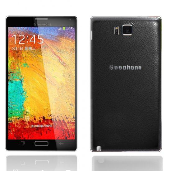 ddd Goophone n4 Clona Lui Samsung Galaxy Note 4