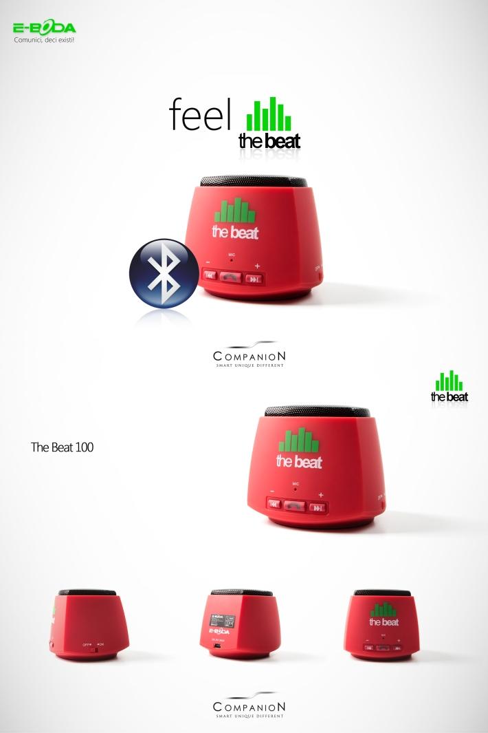 """ed Boxe Wireless """"The Beat"""" De La E-Boda"""