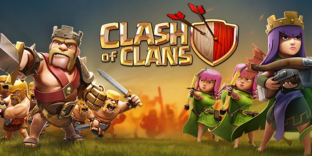 yh Joc Pentru Android - Clash of Clans - Gameplay