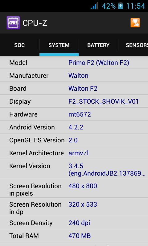 1 Update Custom ROM Pentru Allview A5 DUO