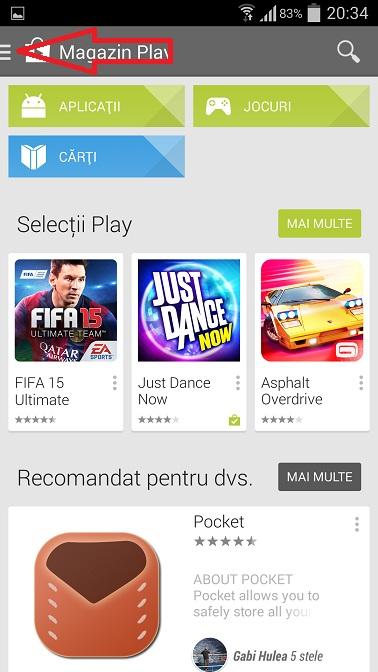 1 Cum Opresc Actualizarile Automate Google Play