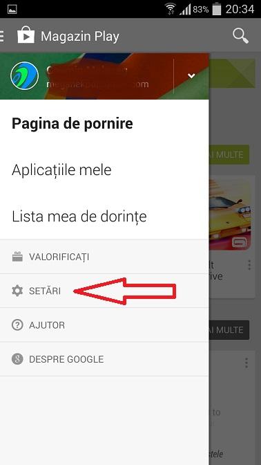 2 Cum Opresc Actualizarile Automate Google Play
