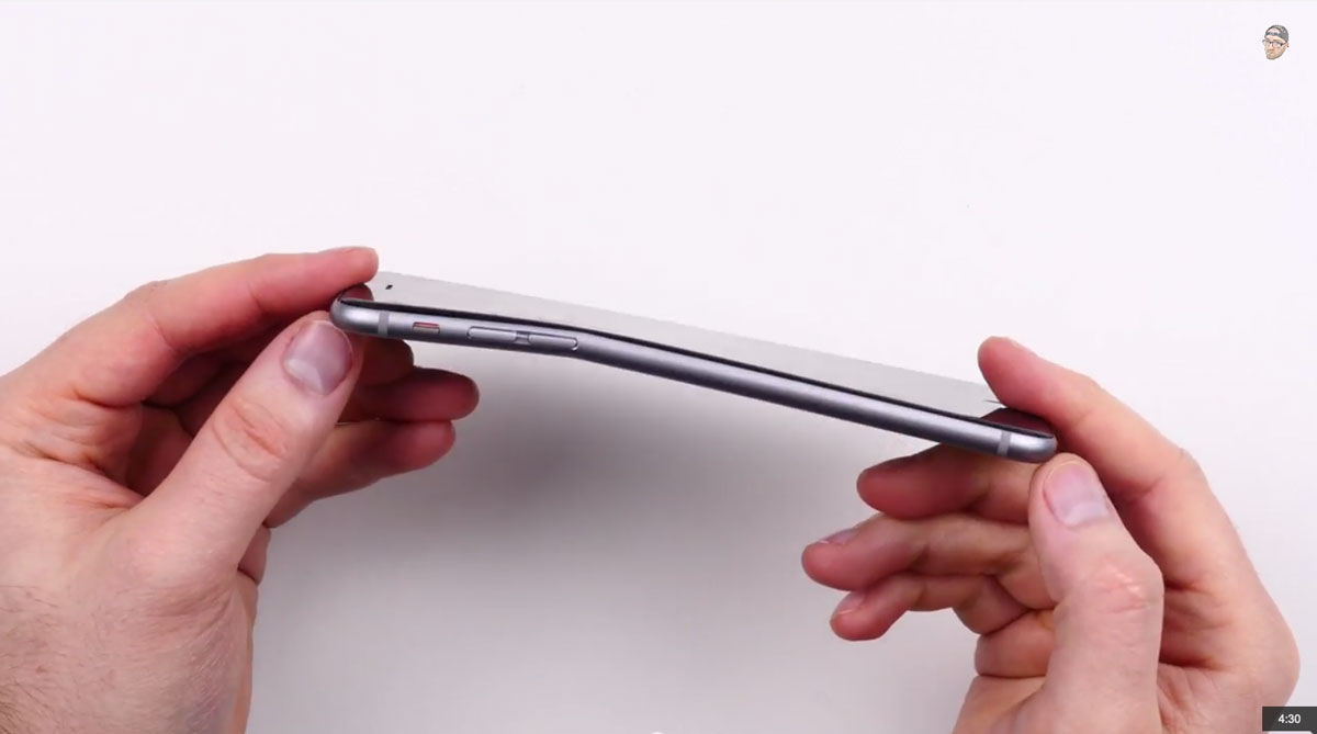 33 iPhone 6 Plus Se Indoaie,Probleme In Paradis