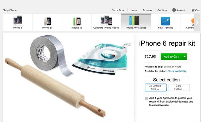 9 Imagini Funny Pe Seama iPhone 6 Plus