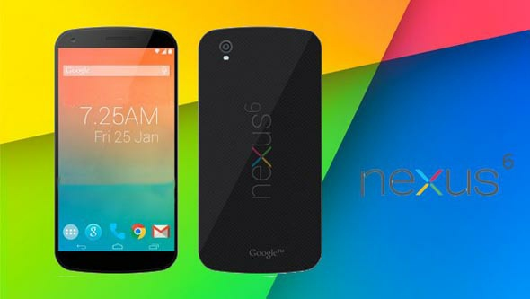 f Google Nexus 6, Nexus X (Motorola Shamu) Specificatii