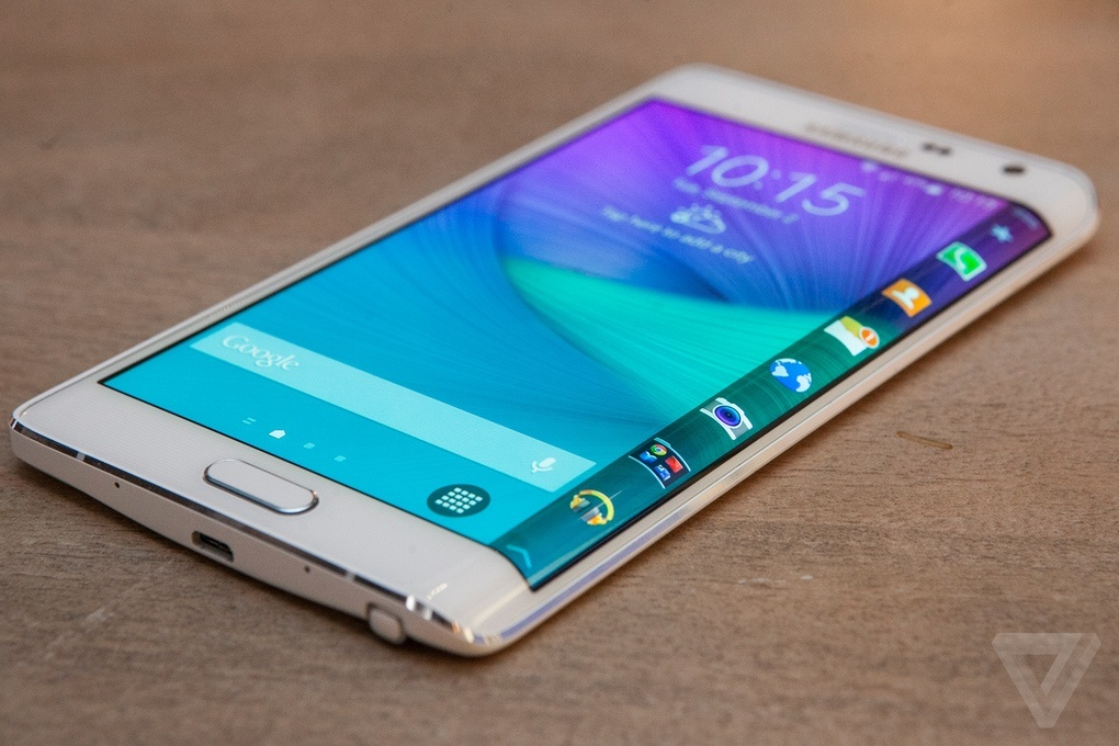 noeg Galaxy Note Edge Se Lanseaza Oficial In India