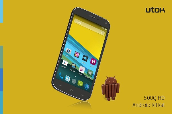 u Update UTOK 500Q HD Android 4.4 KitKat