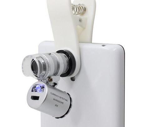 microscop60x Telescoape Si Lentile Pentru Telefonul Mobil