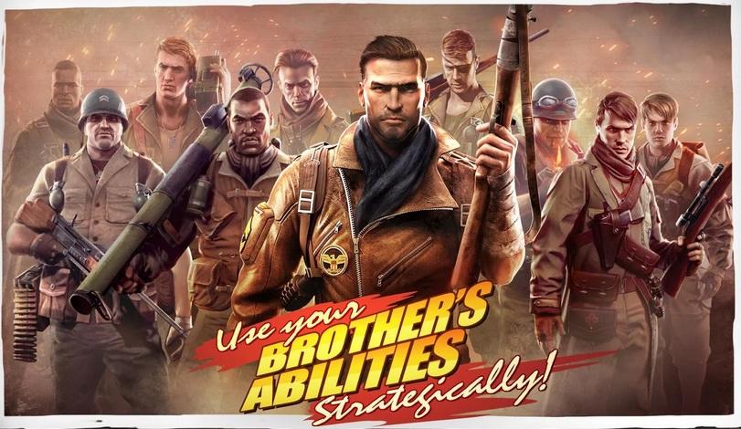 12333tfredacxrgwfdg4wer Brothers in Arms 3 Super Joc Super Grafica