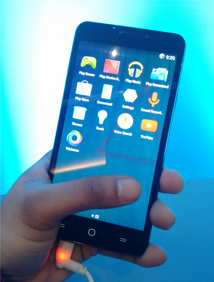 567yhtfd Micromax Yureka Telefon Cu Android One