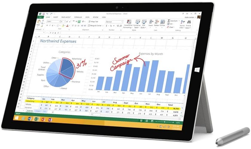 6573 Microsoft Surface Pro 3 Pret De 5499 Lei La eMag