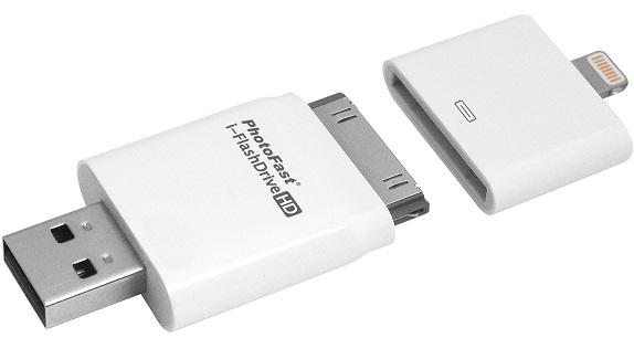 i-FlashDrive HD Diverse Accesorii Utile Pentru Telefonul Mobil