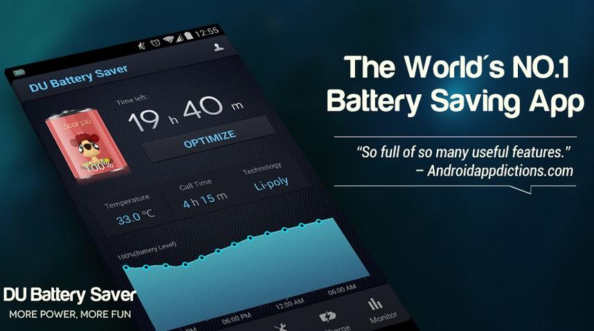 batterysaver Cele Mai Bune Aplicatii Android Ianuarie 2015