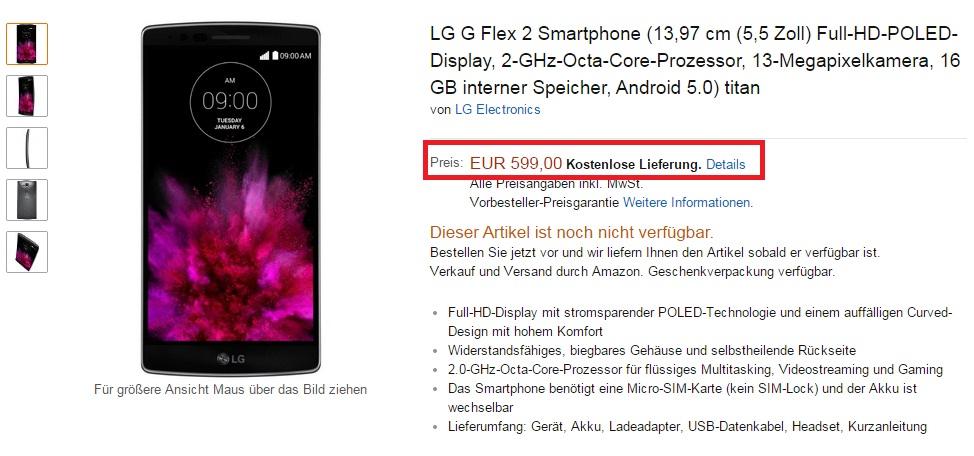 lggflex2pret LG G Flex 2 Liber La Cumparat, Iata Pretul