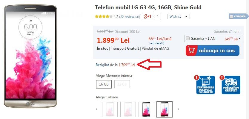 56777 Reduceri La Telefoanele Resigilate La eMag