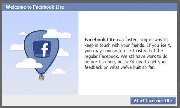 detfdg Ai Probleme Cu Aplicatia Facebook? Instaleaza Facebook Lite
