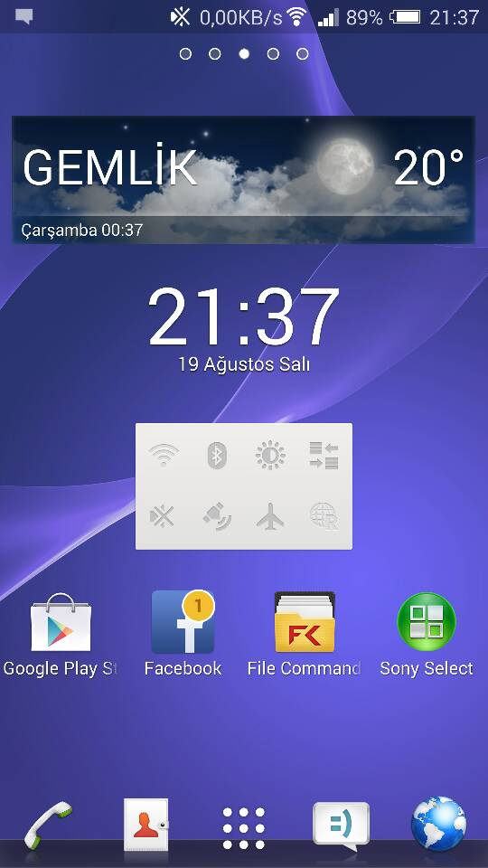 wer Custom ROM Allview A5 Quad
