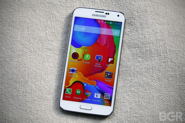 5ttgh Samsung Galaxy S6 vs Samsung Galaxy S5