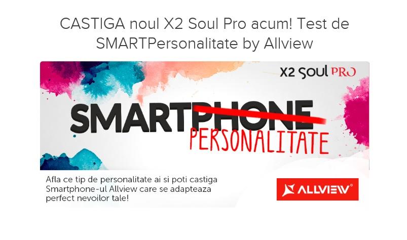 as Castiga 5 telefoane gratuite Allview X2 Soul PRO
