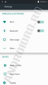 Update firmware Android 5.0 pe Allview V1 Viper