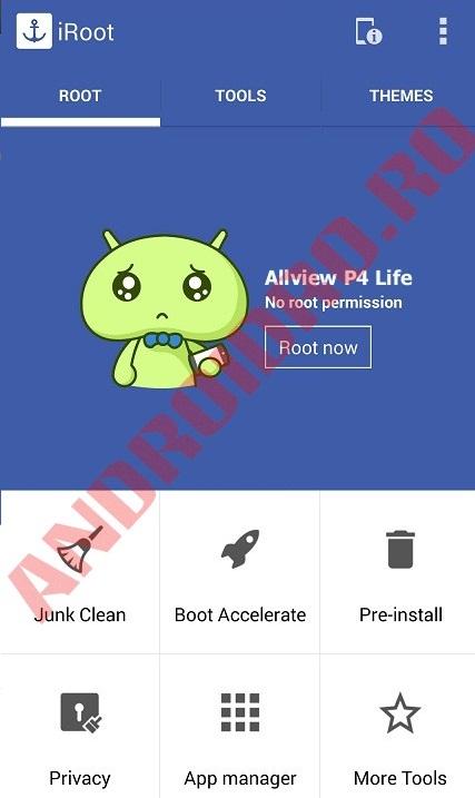 5rtgfdcvx Cum faci root pe Allview P4 Life