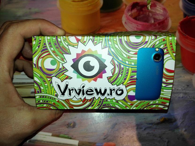 Google Cardboard Google Cardboard Review Si Pret
