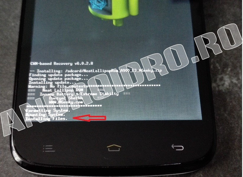 IMG_20150414_150536 Update firmware Android 5.0 pe Allview V1 Viper