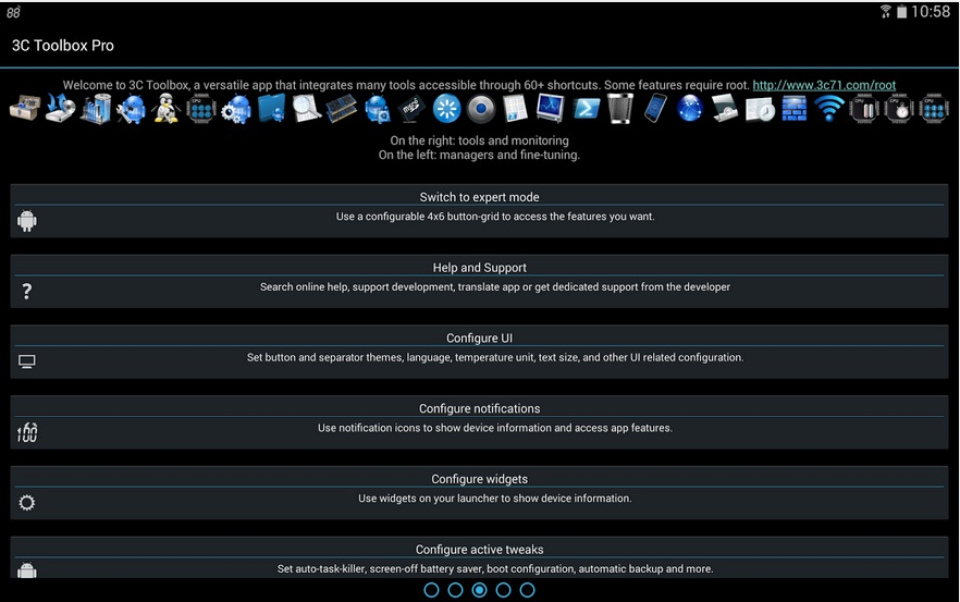 etyfgd Customizeaza telefonul complet cu aplicatia 3C Toolbox