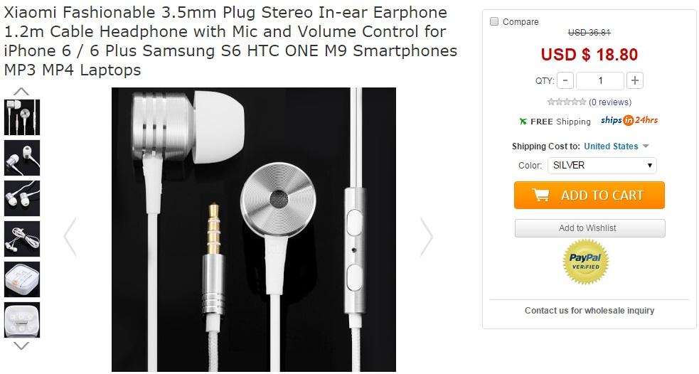 qarfgas Reducerile de pret de la accesoriile Xiaomi