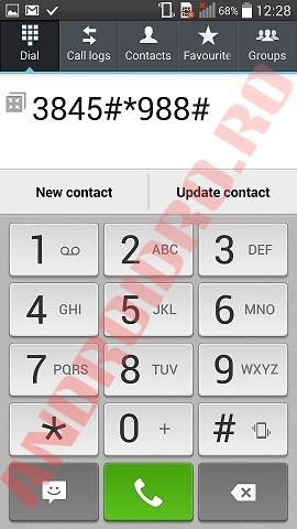qethhydaz Coduri secrete si meniu ascuns pe telefoanele LG