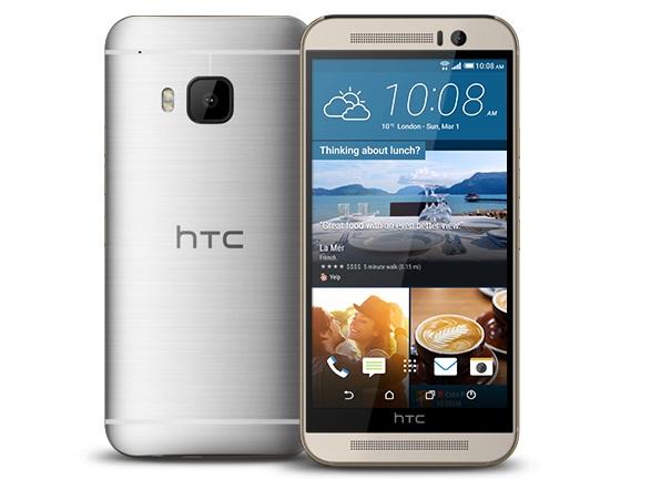 t34e HTC ONE M9 in stocuri, iata pretul