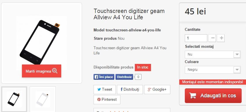 wtgadfszX Oferte display lcd touchscreen pentru telefoane si tablete