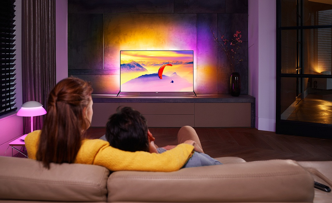 tv philips cu android 1 Philips lansează în România televizoarele cu Android 5.0