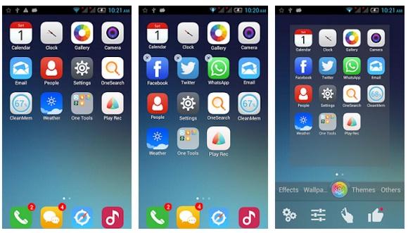 675 5 noi launchere pentru telefoanele Android