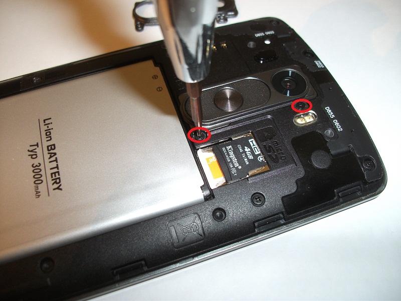 DSCF2258 Tutorial cum schimbi lentila camerei foto pe un LG G3