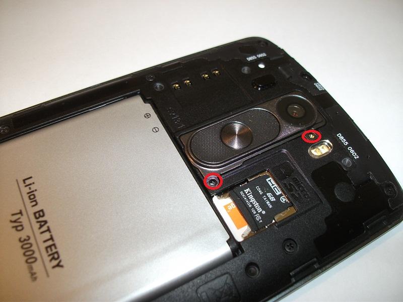 DSCF2265 Tutorial cum schimbi lentila camerei foto pe un LG G3