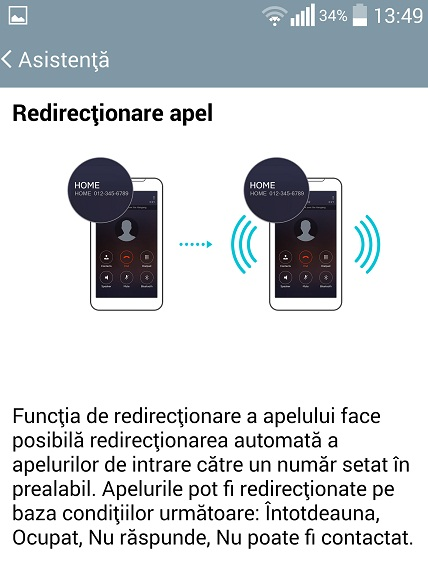 Screenshot_2015-08-28-13-49-59 Redirectionare apeluri pe un telefon Android