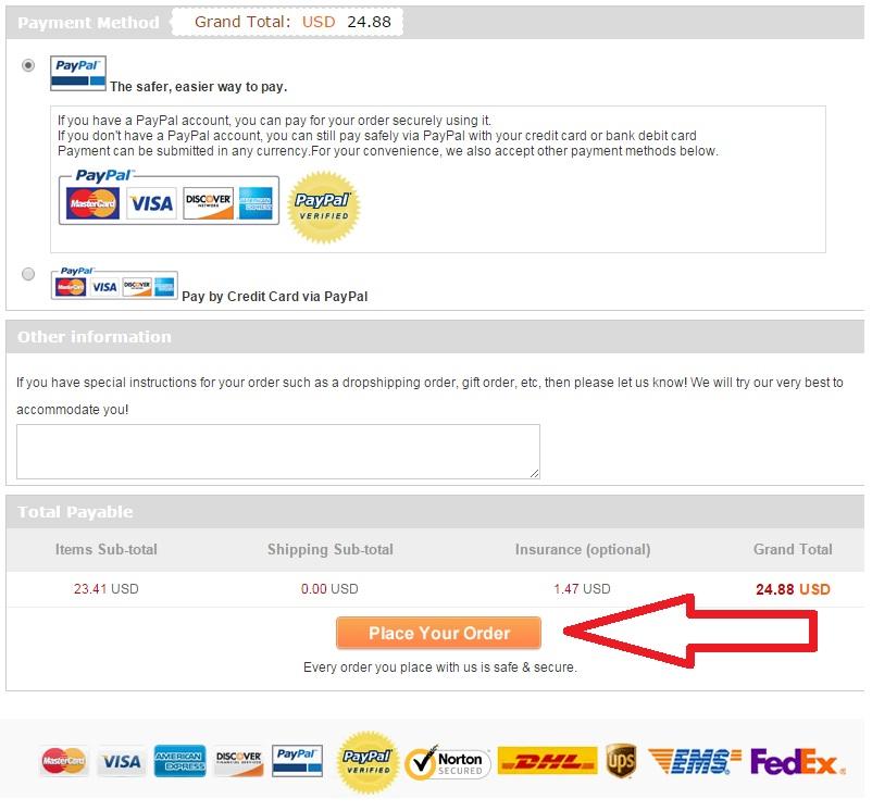 tre Cum cumperi din China - astazi tutorial everbuying.net