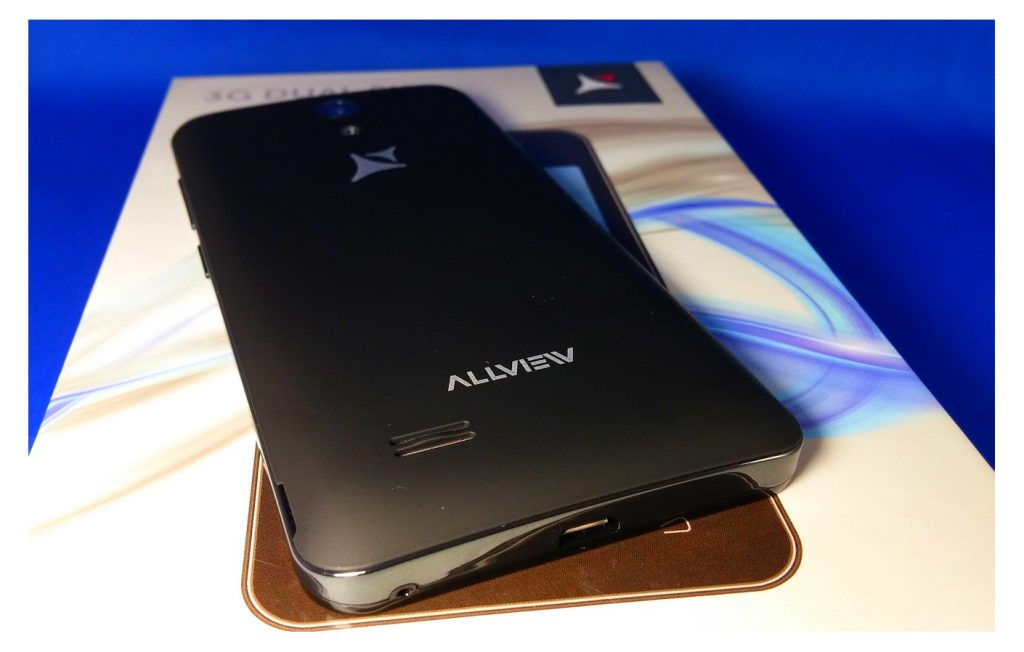 Allview A5 Easy unboxing si CONCURS
