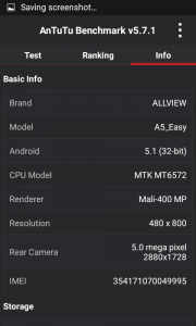 Allview A5 Easy REVIEW