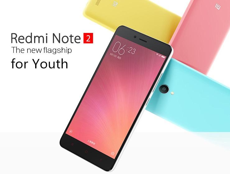 ggg XIAOMI RedMi Note 2 pret redus pe everbuying.net