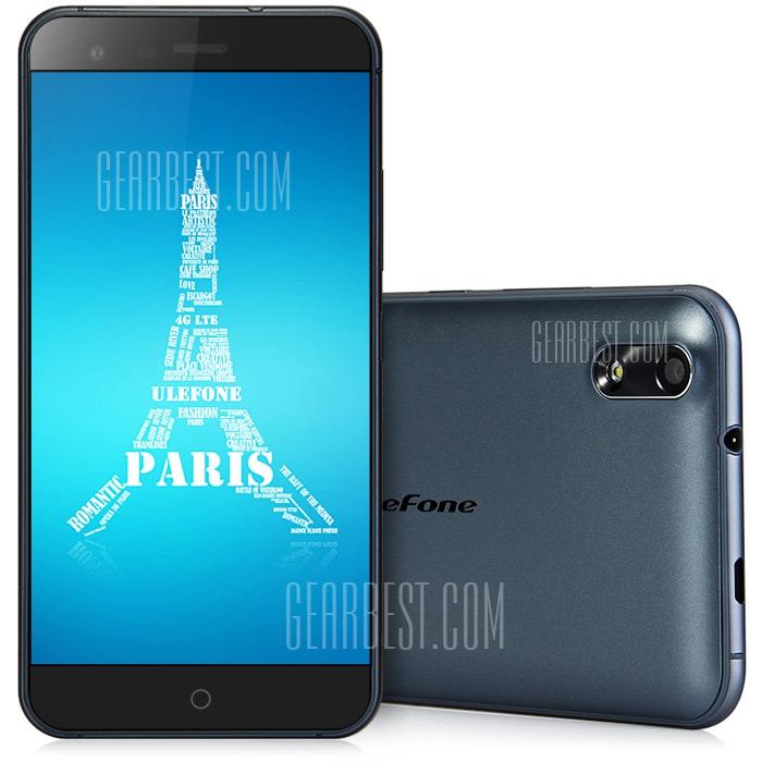 ggg2342342 Noul Ulefone Paris apare la pret bun si pe gearbest.com