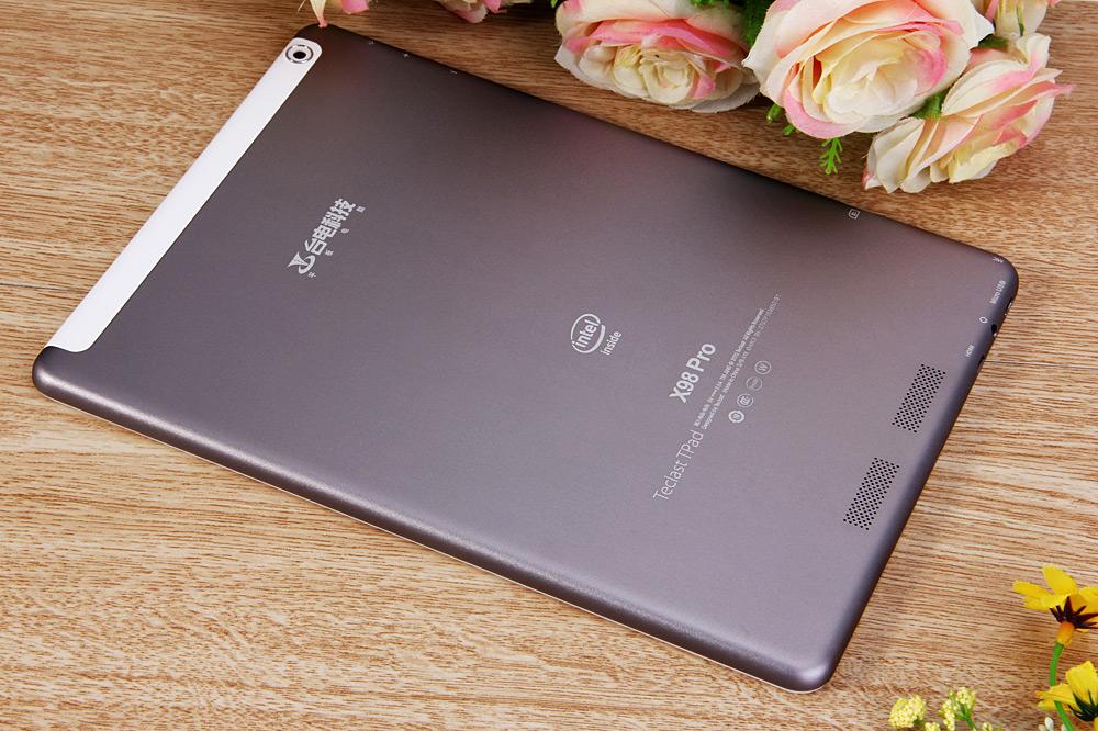 Teclast X98 Pro super tableta dual boot soseste si la everbuying.net